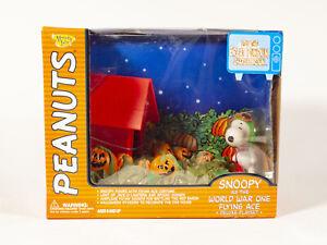 Playing Mantis Charlie Brown Snoopy Halloween Peanuts Great Pumpkin AS-IS  - S1