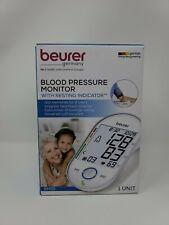 Beurer Upper Arm Blood Pressure Monitor Large Cuff Bm55