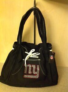 New York Giants NFL ladies jersey purse, Eli Manning