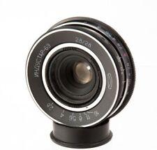 Industar-69 28mm f2.8 USSR pancake Obiettiv lens M39 28/2.8 MMZ LOMO Chaika wide