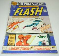 Flash #232 Comic DC 100 Page Giant 1st Print First Johnny Quick Green Lantern