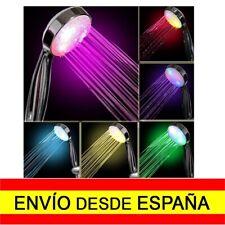 Alcachofa Ducha Grifo  Baño 6 Colores Luz LED Aleatorio Universal a2138