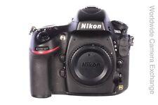 Nikon D800 body, almost mint