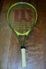 """Spongebob Wilson Tennis Racquet 23"""" Model Serve It Up 3 1/2"""" Grip"""