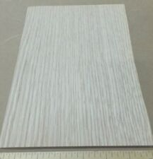 """Red Oak wood veneer 7"""" x 10"""" on paper backer """"A"""" grade quality 1/40th"""" thickness"""