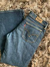 Levis Levi's 572 Boot Cut Womens Jeans W32 L 30