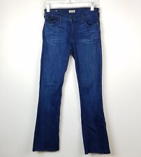 True Religion Women's Junior's Size 26 Jeans Becca Boot Cut Mid Rise Stretch