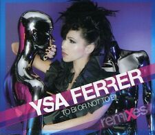 To Bi Or Not To Bi - Ysa Ferrer (2008, CD Maxi Single NIEUW)