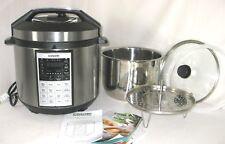 COSORI CP016-PC Premium 8-in-1 Multi-Function Pressure Cooker, 6 Quart, Steel