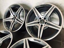 """4 orig. AMG Felgen 19"""" Styling 6 Mercedes W211 E55 E63 R230 SL55 SL63 W219 CLS"""