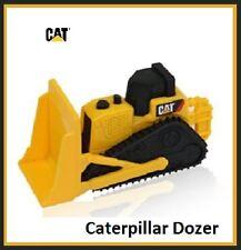 Cat Dozer.  Caterpillar Dozer. Road Rippers Mini Machine. 3-inch New in Package!