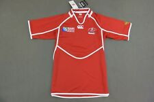 Canterbury Russia Home Shirt Rugby WORLD CUP 2011 SIZE M