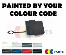 MERCEDES MB GL X164 REAR BUMPER TOW HOOK EYE COVER PAINTED BY YOUR COLOUR CODE