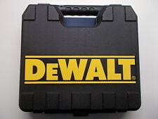 DEWALT N075416 Leerkoffer Koffer für Bohrschrauber DCD710D2 DCD710