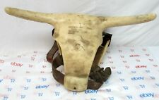 Vintage Country Plastics roping head steer