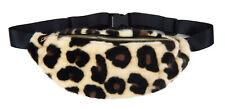 Ella Jonte Bauchtasche Leopard Kunstfell braun beige schwarz Tasche 80 - 95 cm