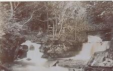 Waterfalls & Footbridge, LYNMOUTH, Devon RP