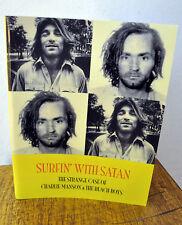 Surfin' With Satan Beach Boys Dennis Wilson & THE FAMILY Creation LE #66/69 OOP