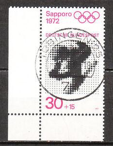 BRD 1971 Mi. Nr. 682 Eckrand 3 TOP Voll Gestempelt (7641)