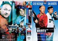 """VHS - """" Der Harte und der ZARTE ( Loose Cannons ) """" (1990) - Gene Hackman"""