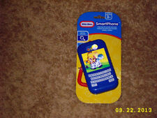 Little Tikes BLUE Smart Phone Sound Music Toddler Baby Games Toys RARE!