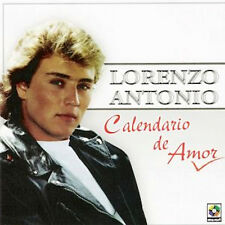 LORENZO ANTONIO Calendario de Amor CD 2004 remasterizado original