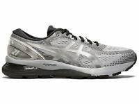 ASICS Men's GEL-Nimbus 21 Platinum Running Shoes 1011A709