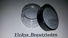 Catrice Sence of Simplicity Bouncy Eyeshadow C02 Staight Silver Lidschatten Neu