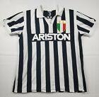 Juventus Ariston FC Replica Vintage Jersey Size Men's Medium photo