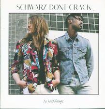 Schwarz Dont Crack - No Hard Feelings Cardsleeve Full Promo Album Cd Perfetto