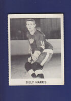 Billy Harris 1965-66 Coca-Cola Coke Cards Hockey (VGEX) Detroit Red Wings