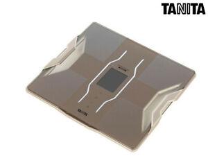 Tanita RD-953 Körperanalysewaage Platinum, Personenwaagen, Bluetooth, App, Neu