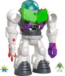 Fisher-Price Imaginext Disney Pixar Toy Story 4 Buzz Lightyear Robot GBG65 TOY