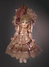 Lovely French Bjd Porcelain Bru Brevette Museum Quality Doll by Pat Loveless
