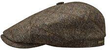 More details for stetson brooklin wool sportscap