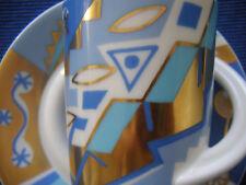 TOP 1 Rosenthal-Cupola Espresso Tasse Sammeltasse Nº 6 Y. Galgon-ETAT NEUF