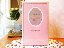 Vintage Dior Diorissimo Pure Perfume/Parfum 1/4 oz -7.5 ml, NEW SEALED HARD BOX!
