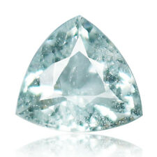 3.06ct 100% Natural earth mined top quality blue hue whitish color aquamarine