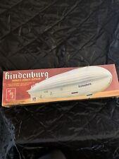 """Sealed AMT Hindenburg Zeppelin 1/520 Scale Model Kit! Completed Measures 18 1/2"""""""