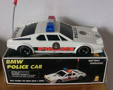 seltener BMW M 1 Police Car 1/10 Scale Wendeautomatik - Sirene - Licht in OVP