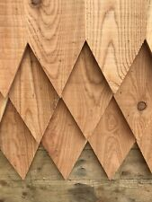 Fancy western red cedar shingles ( Eco Light Weight Green Insulating)