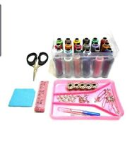Am Acrylic Sewing Travel Kit-Free Shipping