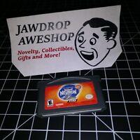 JIMMY NEUTRON JET FUSION GAME BOY ADVANCE GBA TESTED WORKING USED CARTRIDGE WEAR