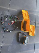 Fluke 1664 FC Installation Tester, Multimeter, Insulation resistance.