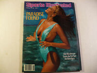 February 10, 1986 Elle Macpherson Sports Illustrated Swimsuit Issue NO LABEL