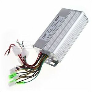 48V 600W Brushless Speed Controller for Electric Bikes and Scooters