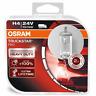 Osram H4 64196TSP 24V TruckStar Pro +100% Heavy Duty 2,5 x Extra Lifetime 2st.