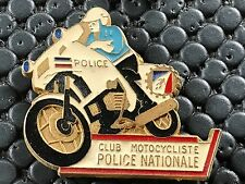 PINS PIN BADGE ARMEE MILITAIRE POLICE  MOTO BMW CLUB