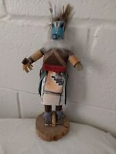 Lizard Dancing Kachina Doll Signed * some breakage. See