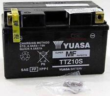 BATTERIA YUASA TTZ10S YTZ10S YAMAHA YZF R1 1000 04- R6 600 06- T-MAX TMAX 2008-